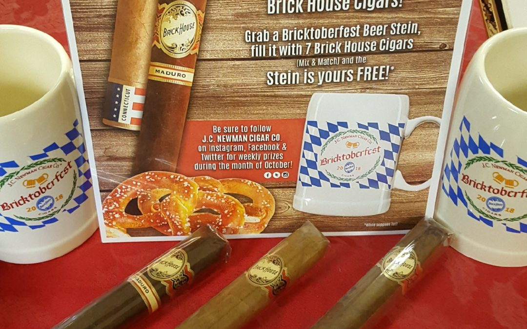 Bricktoberfest at Cigar and Tabac