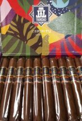 Trinidad Espiritu is new to Cigar and Tabac ltd