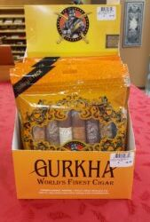 Gurkha Sampler While Supplies Last