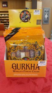 Gurkha Sampler While Supplies Last
