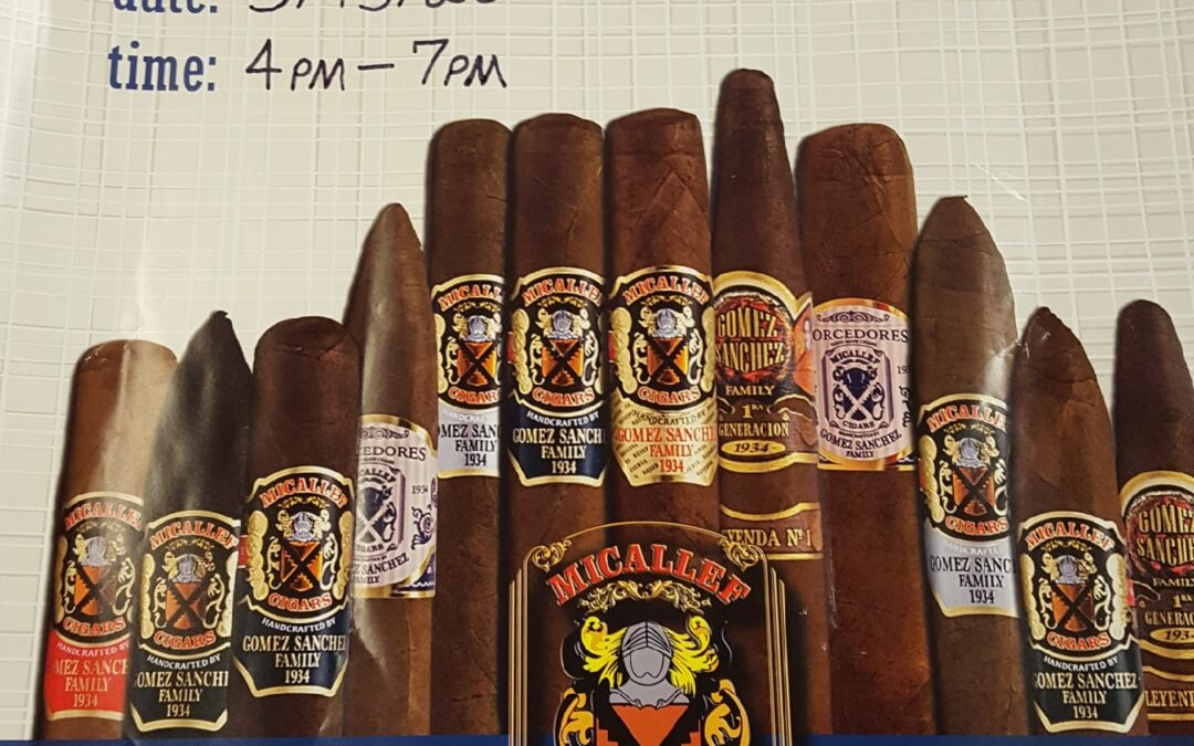 Micallef Cigar Event