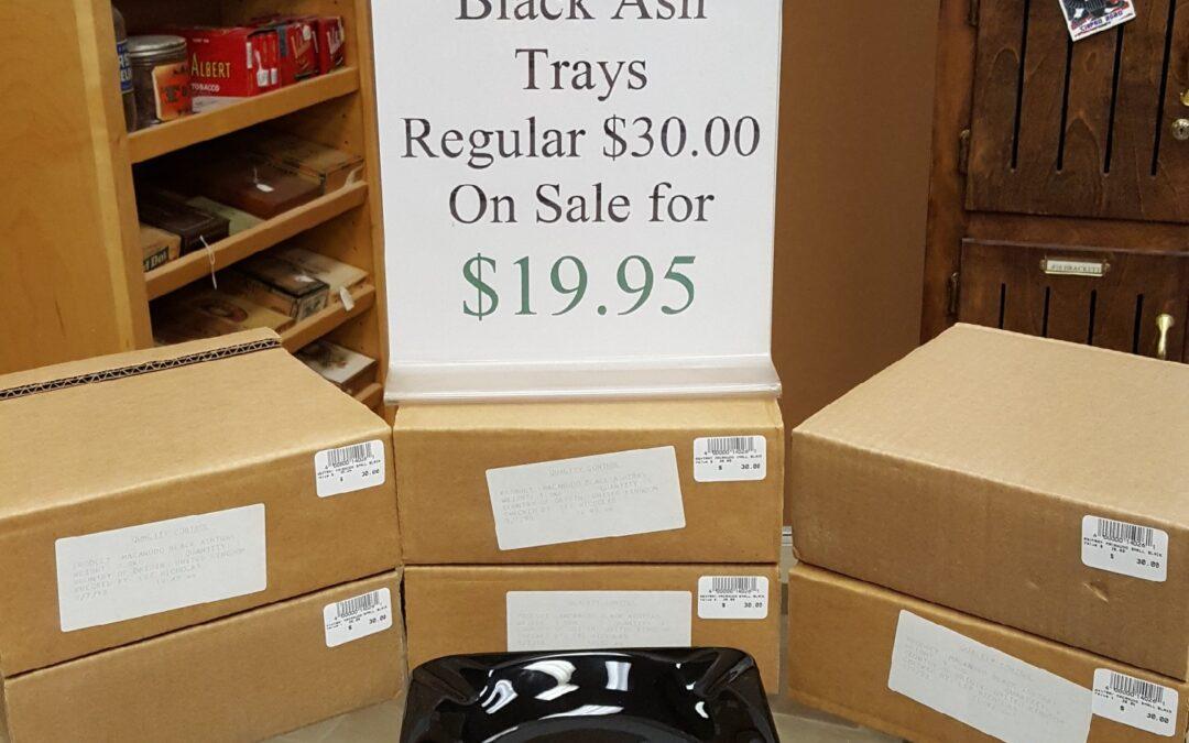 Macanudo Ash Trays – on sale now!