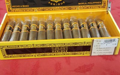 1881 Perique Cigars Back in Stock