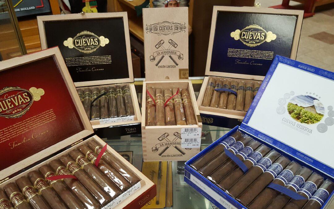 New to Cigar and Tabac ltd. Casa Cuevas