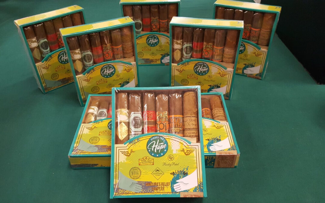 Cigars For Hope @ Cigar and Tabac ltd
