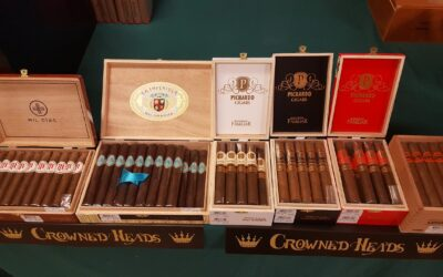 Now at Cigar and Tabac ltd. Crowned Heads